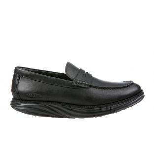 Men's Boston Black Loafers