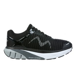 Men's GTR Black Running Sneakers 702039-03Y Small