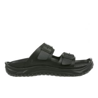 Men's Nakuru Black Recovery Sandals 900005-03L Small