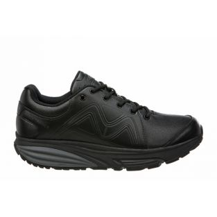 Men's Simba Trainer Black/Black Fitness Walking Sneakers 700860-257F Small