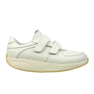Unisex Karibu 17 White Work Sneakers 700927-03 Small