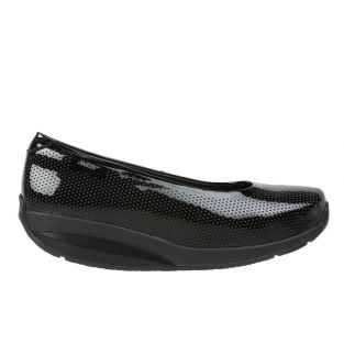 Women's Hani 8 Black Patent Leather Flats 700980-03P Small