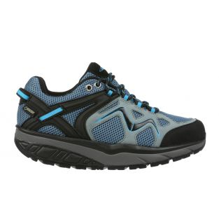 Women's Himaya GTX Teal/Grey Outdoor Shoes 702616-1226T Small