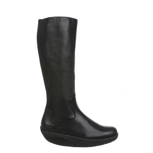Women's Maja Black Dress Knee High Boots 700986-03N Small