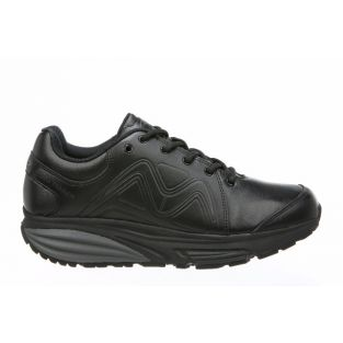 Women's Simba Trainer Black Fitness Walking Sneakers 700861-257F Small