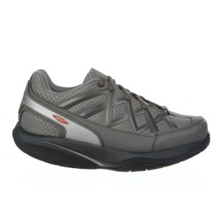 Women's Sport 3 Grey Fitness Walking Sneakers 400335-133 Small