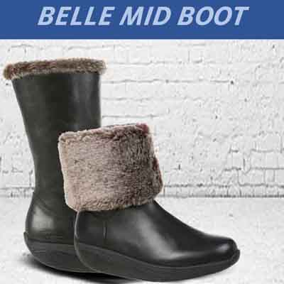 Belle Mid Boots