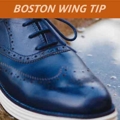 Boston Wing Tips