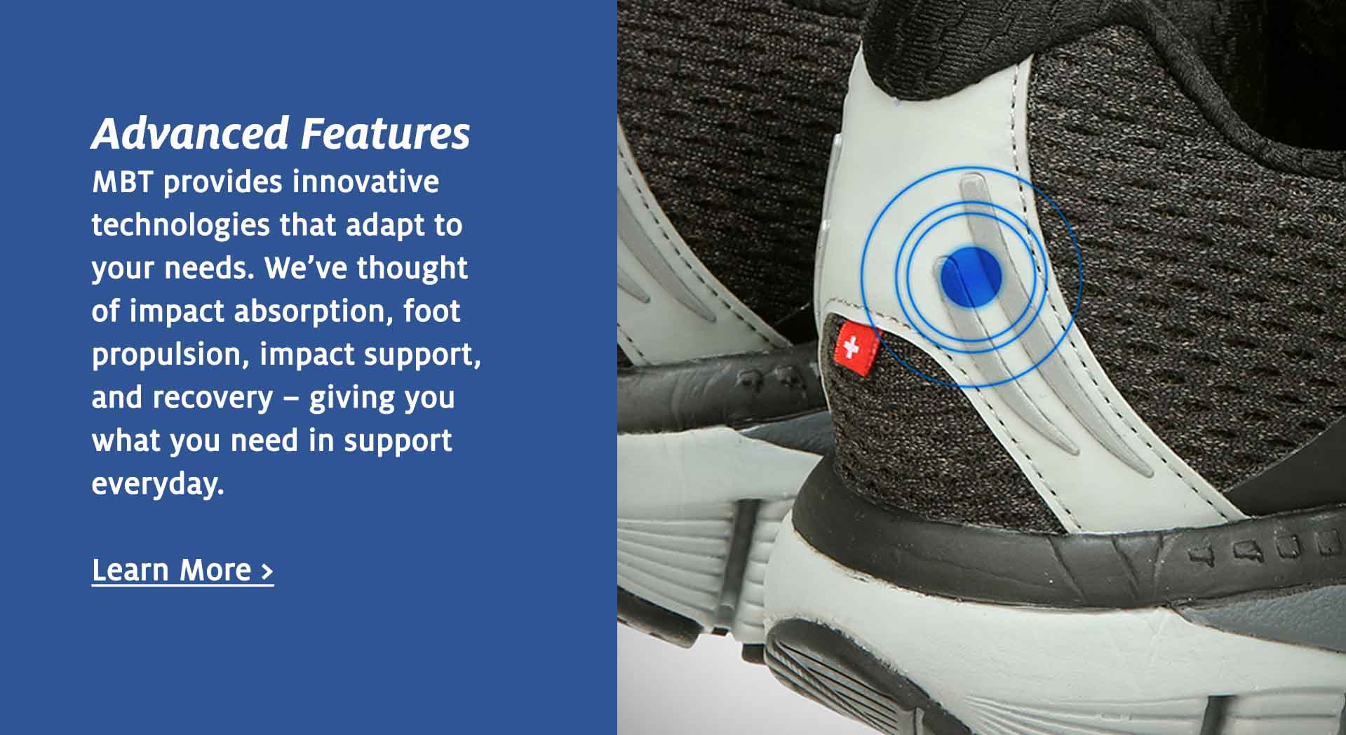 Advanced Features in MBT Shoes