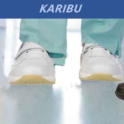 Karibu Work Shoes