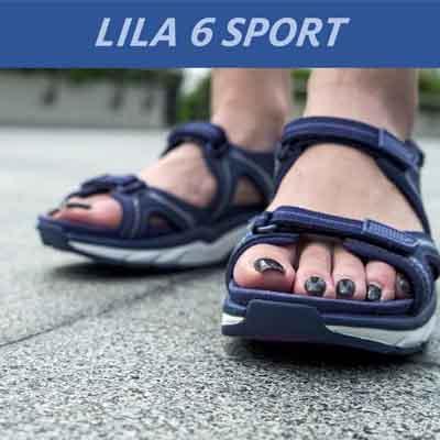 Lila 6 Sport Sandals
