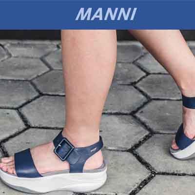 Manni Sandals