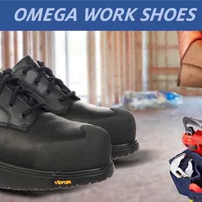 Omega Work Shoes